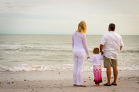 Miller Family - Sanibel Island - Family Beach Photos - Sundial Resort, Sanibel Florida