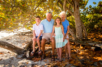 Hoath Family - Sanibel Lighthouse Beach - Sanibel Island Florida