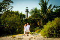 Wheeley Family - Sanibel Lighthouse