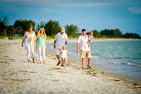 Bennett Family Photos - Captiva Island Florida