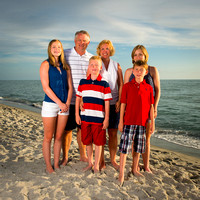 Taylor Family - Captiva Florida