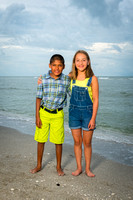Schememauer Family - Sanibel Island Florida