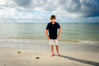 Young Family - Sanibel Island - Photography