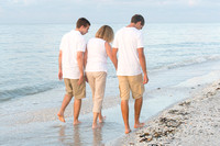 Lyons Family - Sanibel Island Florida - Family Beach Photos