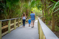 Peddicord Family - Sanibel Island