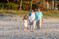 Trogdon Family - Captiva Florida