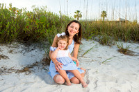 Moreland Family - Sanibel Florida