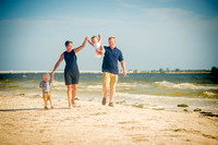 Hovis Family - Sanibel Island