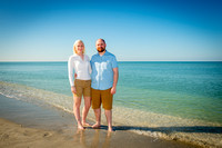 Lightner Family - Sanibel Island