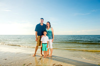 Mahoney Family - Sanibel Island
