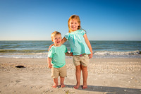 Scott Family - Sanibel Island