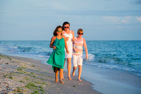 Collins Family - Sanibel Island