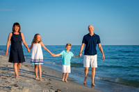 Drury Family - Sanibel Island