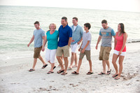 McFarland Family - Sanibel Family Beach Photos
