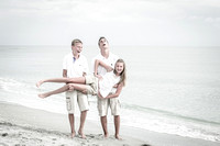 Korte Family - Sanibel Island Florida - Family Beach Photos