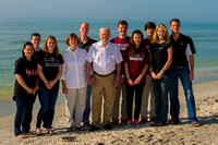 Hamel Family - Sanibel - Family Beach Photos