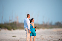 Mark Pops the Question on the beaches of Captiva Florida