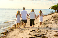 Kanak Family - Sanibel Island Florida - Family Beach Photos