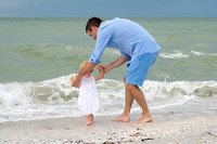 Ris Family - Sanibel Island Florida - Family Beach Photos