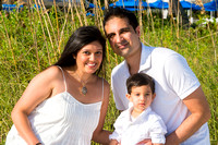 Sheth Family - Sanibel - Family Beach Photos