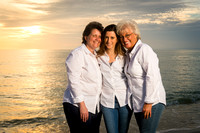 Cohen Family - Sanibel - Family Beach Photos