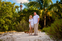Muse Family - Sanibel - Family Beach Photos
