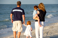 Hamilton Family - Sanibel Island Florida - Family Beach Photos