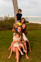 Driscoll Family - Sanibel - Family Beach Photos