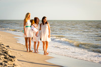 Jewell Family - Sanibel - Family Beach Photos