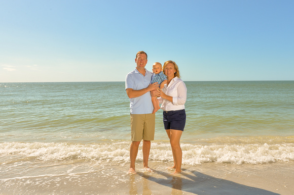 Sauter Family - Sanibel Island