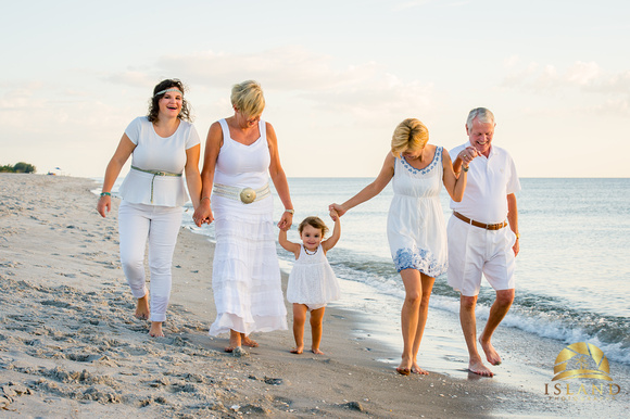 Benson Family - Captiva Florida