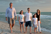 Stegner Family  - Sanibel Island