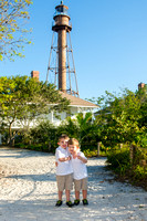 Broshear Family  - Sanibel Island