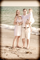 Carlson Family - Captiva Beach Photos