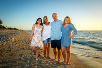 Kwasneski Family - Captiva