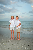 Stubbs Family - Sanibel Island
