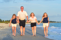 Dennis Family  - Sanibel Island