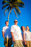 McCain Family - Sanibel - Family Beach Photos