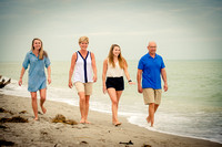 Roy family - Sanibel Island