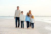 Poduska Family - Sanibel Florida