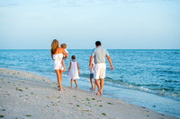 Randolph Family - Sanibel Island