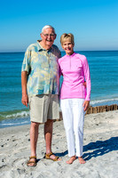 Goodwyne Couple- Sanibel - Family Beach Photos