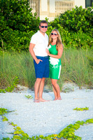 Rinehimer Engagement Session - Sanibel Florida