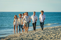 Cunningham Family - Sanibel - Family Beach Photos