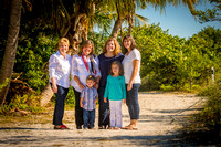 Caschera - Sanibel - Family Beach Photos