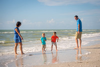 Thorpe Family - Sanibel Florida