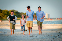 Becker Family - Sanibel Florida