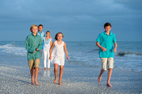 Carolan Family - Sanibel Florida