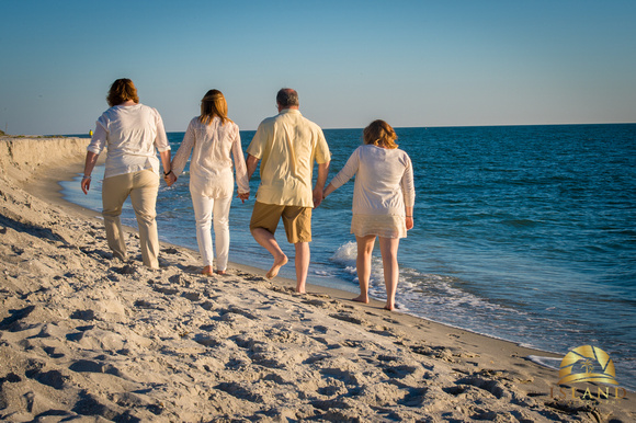 Griffith Family - Sanibel - Family Beach Photos