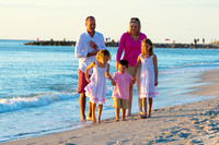 Wojnicz Family - Sanibel - Family Beach Photos